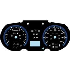 陕西电动车仪表盘采购公司哪家好 光电机械 电动车仪表盘供货商