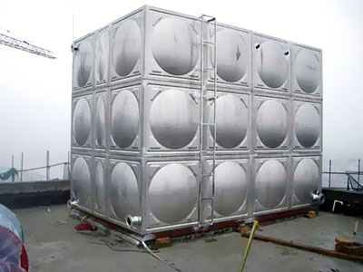 不锈钢拼装水箱