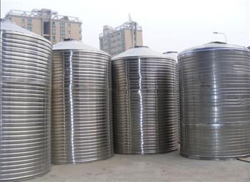 不锈钢圆形立式水箱