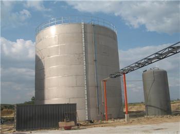 不锈钢大型储水罐