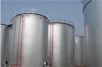 不锈钢大型储油罐