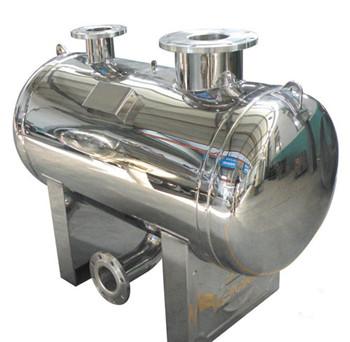 不锈钢压力容器焊接
