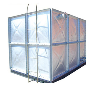 装配式镀锌板水箱