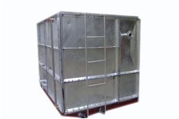 双层镀锌钢板水箱