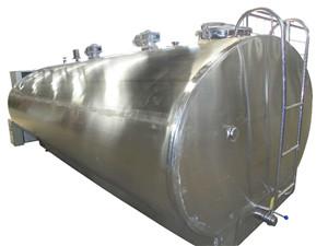 不锈钢汽油运输罐