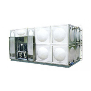 泵箱一体化无菌水箱
