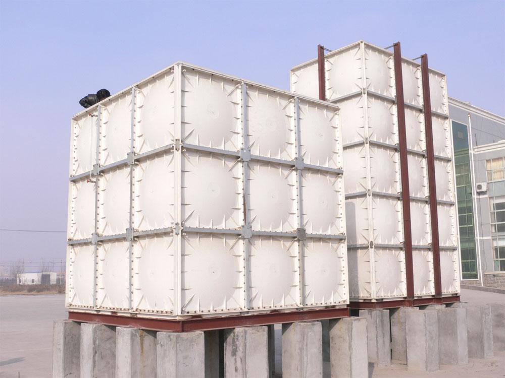 玻璃钢屋顶水箱
