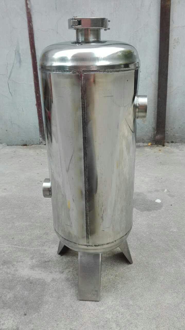小型不锈钢硅磷晶罐