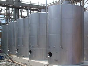 浓硫酸碳钢储罐