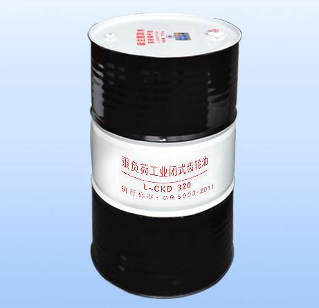 武汉重负荷工业闭式齿轮油