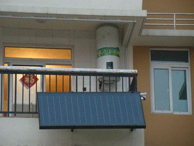 武汉阳台壁挂式太阳能
