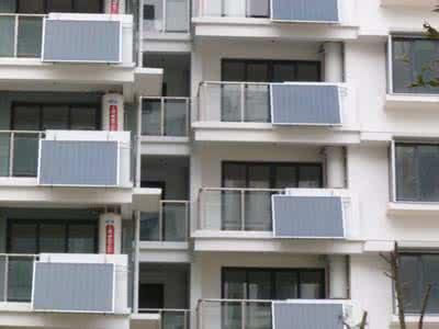 阳台壁挂式热水工程