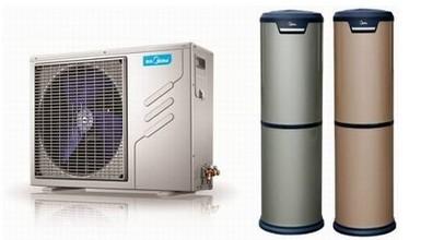 武汉美容院空气能热水工程