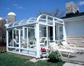 铝结构阳光房