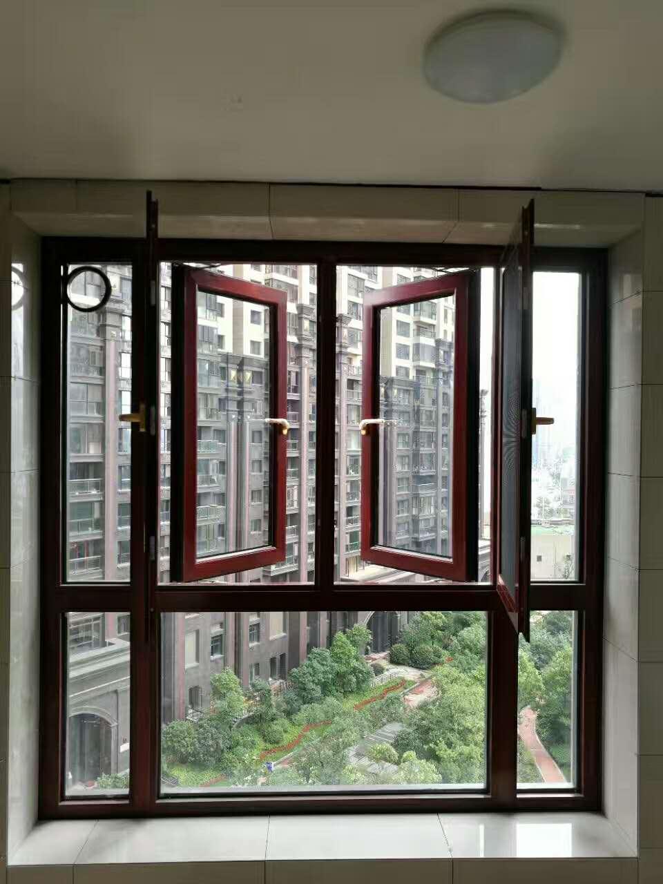 窗纱一体门窗厂