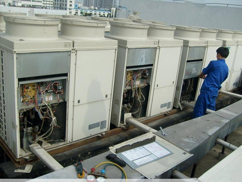 湖北中央空调维修