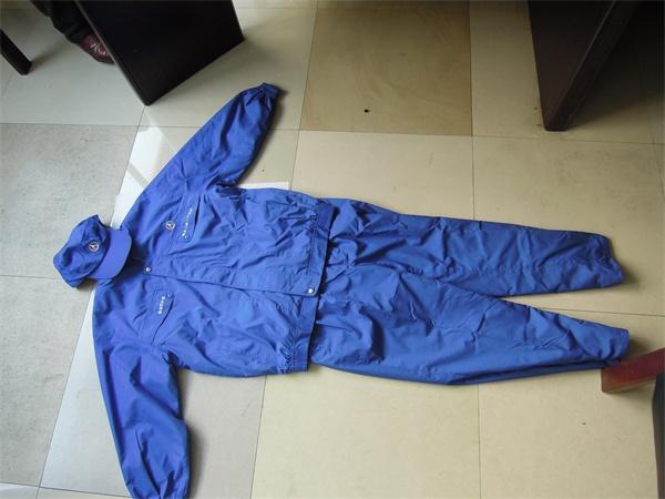 微波防护服