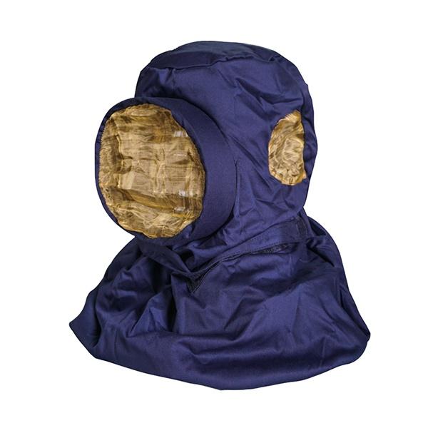 微波防护连体帽