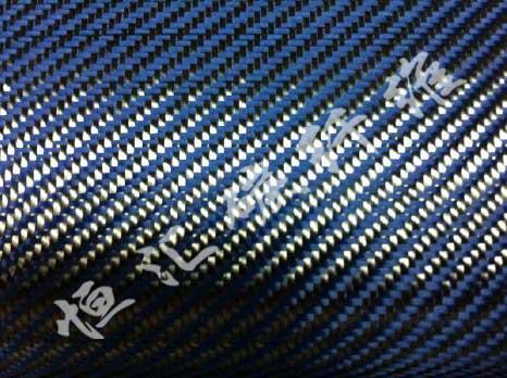 天蓝芳纶+3K碳纤
