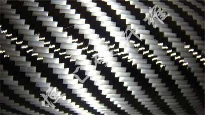 12K碳纤+玻纤-斜纹