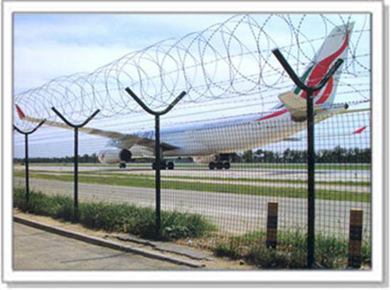 成都机场围栏