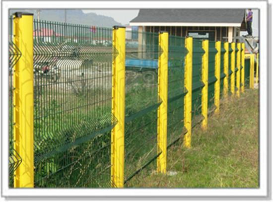 成都折弯护栏网
