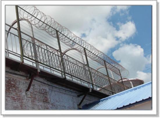 成都监狱围栏