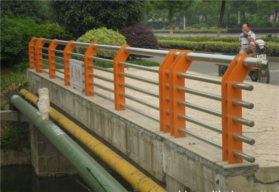 成都桥梁围栏