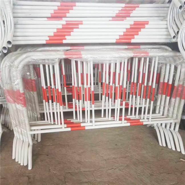 基坑护栏安装