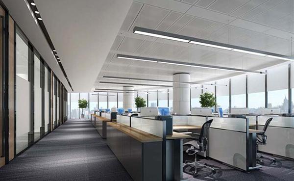 【图片】办公室装修风格|办公设计|郑州市中小办公室装修