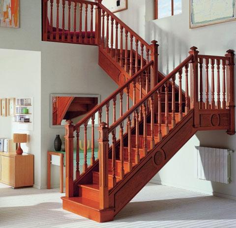 贵州木楼梯定制