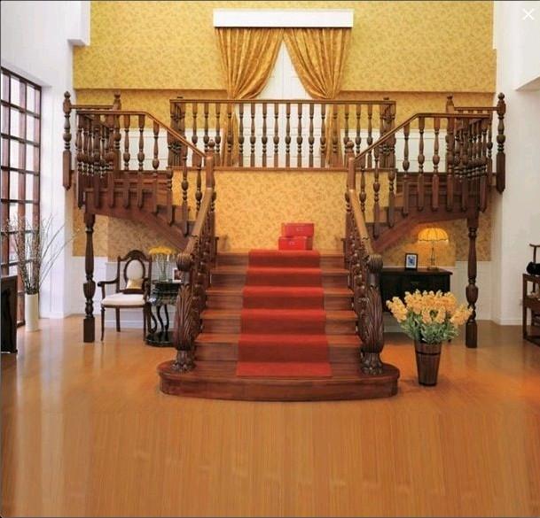 遵义室内实木楼梯
