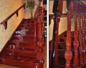 遵义室内木楼梯定制