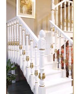 遵义木楼梯安装
