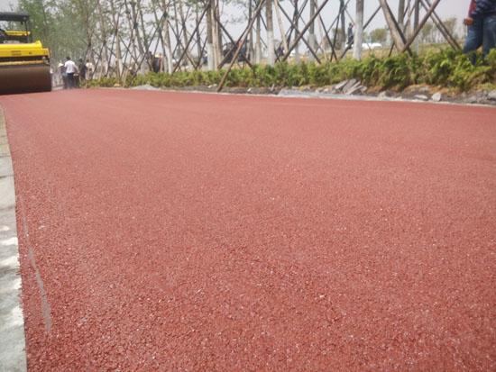 郑州彩色沥青材料