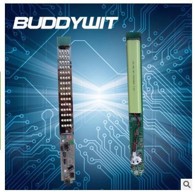智能LED灯具控制电路板 LED工作灯电路板