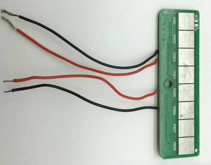 电容式感应触摸开关电路板