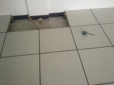 銅仁防靜電地板