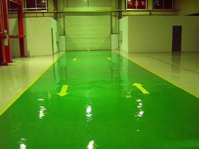 興義環氧樹脂地板