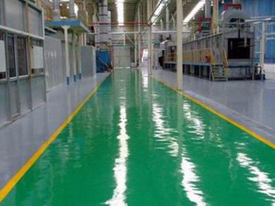 环氧树脂地板公司