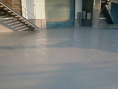 貴陽環氧樹脂地板廠家