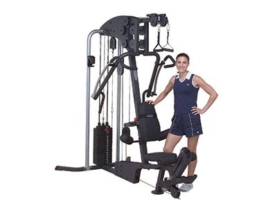 贵阳健身房室内器材