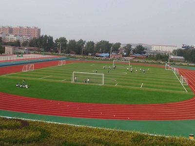 人造草坪足球場