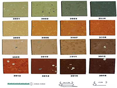 銅仁貴州橡膠地板