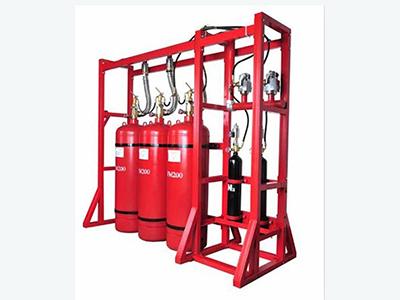 气体灭火系统