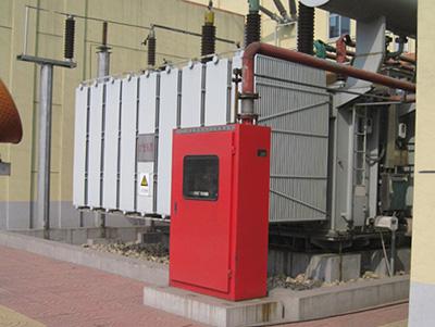 排油注氮灭火装置