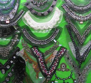 惠州钉珠加工出厂价格多少钱|博艺|串珠外发加工