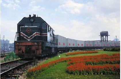 铁路、公路、水路运输