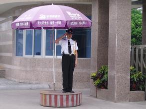 贵阳站岗保安