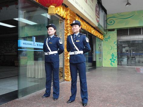 贵州站岗保安